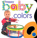 Happy Baby Colors, Roger Priddy, 0312490038