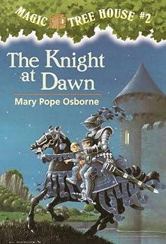Das magische Baumhaus 02. Der geheimnisvolle Ritter 0449818225 Book Cover