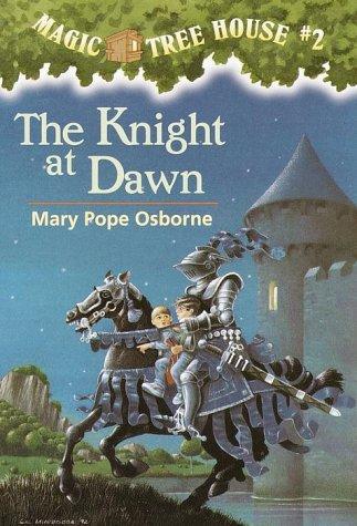 Das magische Baumhaus 02. Der geheimnisvolle Ritter - Book  of the Das magische Baumhaus