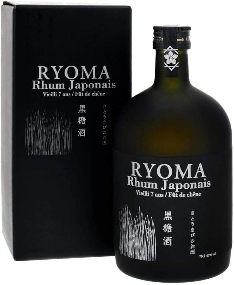 Ryoma Rhum Japonais 7 Ans mit Geschenkverpackung Rum (1 x 0.7 l)