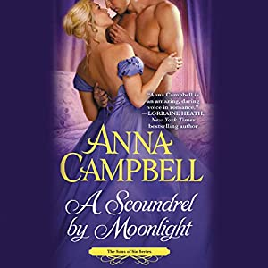 A Scoundrel by Moonlight Audiobook