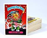 #5: 1986 Topps Garbage Pail Kids 4th Series 84 Card A & B Set