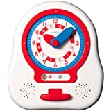 Domybest 認知カレンダー クロック 木のおもちゃ 多機能 キッズ 幼児 子供 パズル 時計の勉強 英語勉強 ウッドクロック 知育玩具