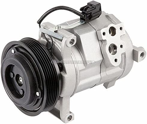 For Cadillac CTS 2008-2015 AC Compressor w/A/C Drier BuyAutoParts ...