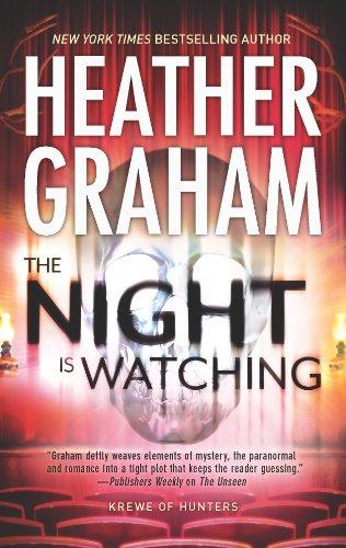 The Night Is Watching (Krewe of Hunters)