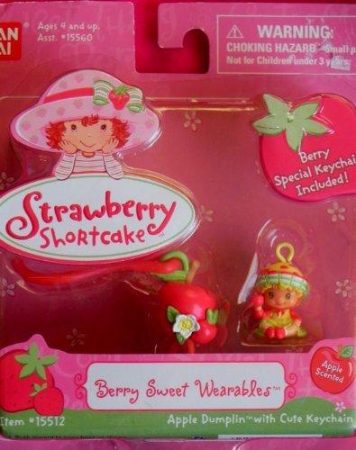 Strawberry Shortcake Berry Sweet Wearables Apple Dumplin]()
