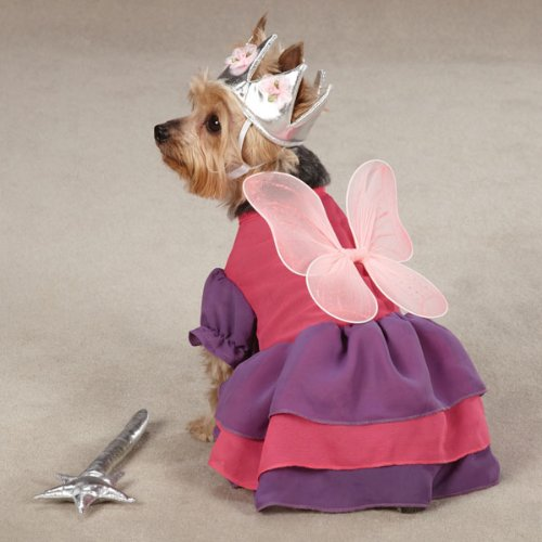 Zack & Zoey Fairy Princess Costume, Large