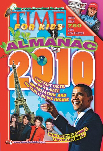 Time for Kids Almanac 2010 (Time, Inc. Library-Bound Titles)