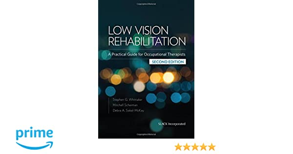 Low Vision Rehabilitation A Practical Guide For Occupational
