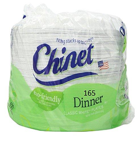 Chinet Diameter Weight Dinner Classic