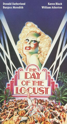 The Day of the Locust [USA] [VHS]: Amazon.es: Donald Sutherland ...