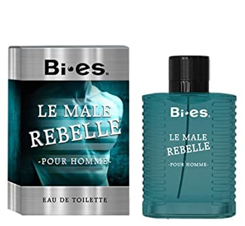 Amazoncom Le Male Rebelle Pour Homme By Bi Es Cologne For Men 33