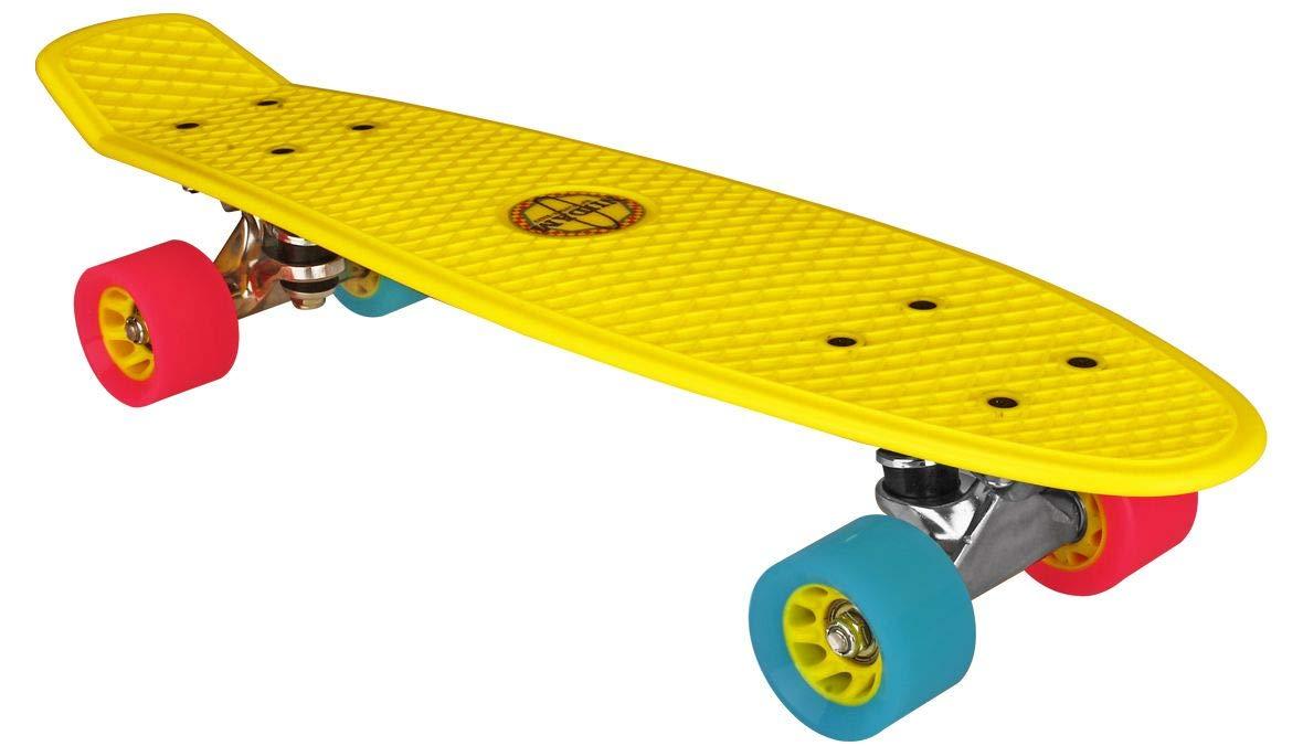 Nijdam Kinder Skateboard Skateboard Kunststoff 52NF