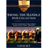 Swing The Handle  5 DVD Golf Video Collection