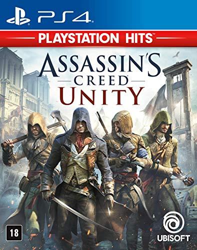 Assassin's Creed Unity-playstation 4