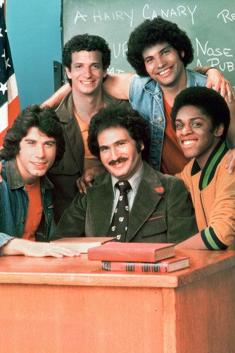 Welcome Back Kotter Poster