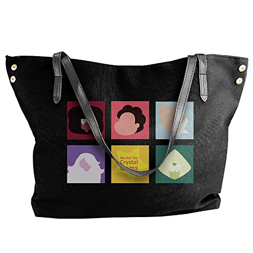 [PLUS Steven Universe Women's School Original Design Handbag] (Rogue Thief Costume)