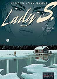 Book's Cover ofLady S Tome 3 : 59° Latitude Nord