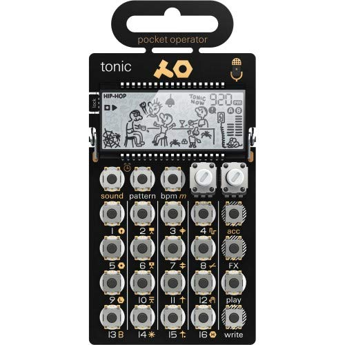 Teenage Engineering Pocket Operator