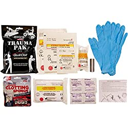 Adventure Medical Kits Professional Trauma Pak with QuikClot