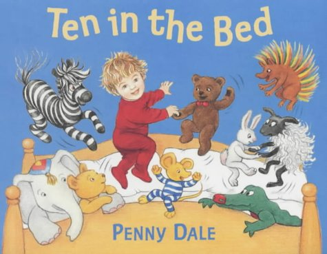 Read Online Ten In The Bed And Cd pdf epub
