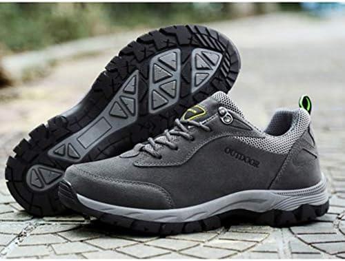 大きいサイズ ウォーキングシューズ ハイキングシューズ メンズ 幅広 4E スニーカー シューズ 靴 スリッポン トレッキングシューズ ローカット 登山靴 防滑 耐摩耗性 歩きやすい スポーツシューズ 29.0cm