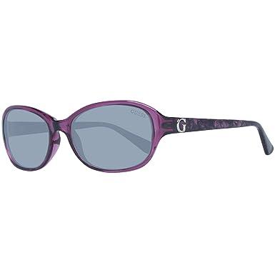 7f266ccec3 Guess femme Sun GU 7356 O43-57 -18-0 Montures de lunettes, Marron ...