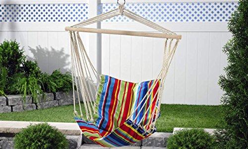 Gift Craft 705830 Fabric Swing Chair