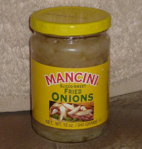 Fried Onions 2- 12 Ounce Jars ()