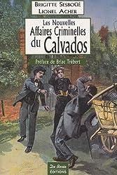 Calvados Nouvelles Affaires Criminelles
