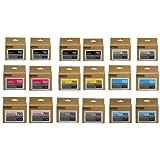 Epson T760 Ultrachrome HD Ink Cartridge Bundle Consists of 2x Photo Black / Cyan / Vivid Magenta / Yellow / Light Cyan / Vivid Light Magenta / Light Black / Matte Black / Light Light Black