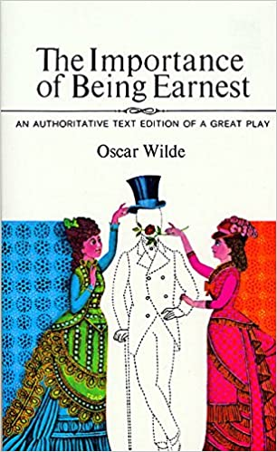 com the importance of being earnest oscar com the importance of being earnest 0071001004991 oscar wilde books