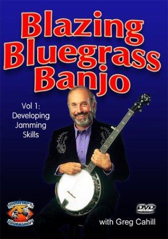 Blazing Bluegrass Banjo Volume 1 (Bluegrass Banjo 1 Dvd)