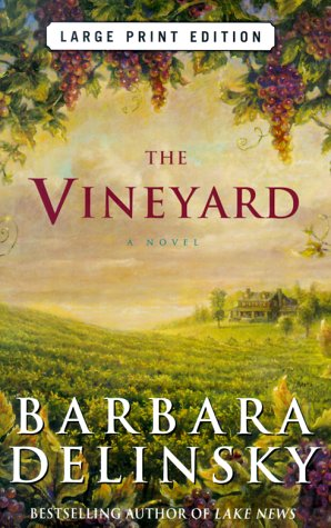 book cover of The Vineyard