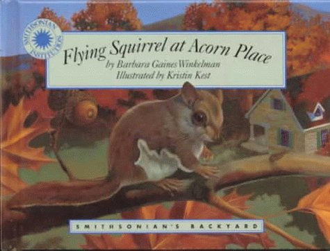Flying Squirrel at Acorn Place (Smithsonian's Backyard)