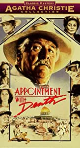 Appointment With Death [VHS]