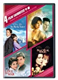 4 Film Favorites: Sandra Bullock (In Love and War, The Lake House, Practical Magic, Two Weeks Notice) by Sandra Bullock