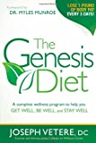 The Genesis Diet, Joseph Vetere, 1616384956