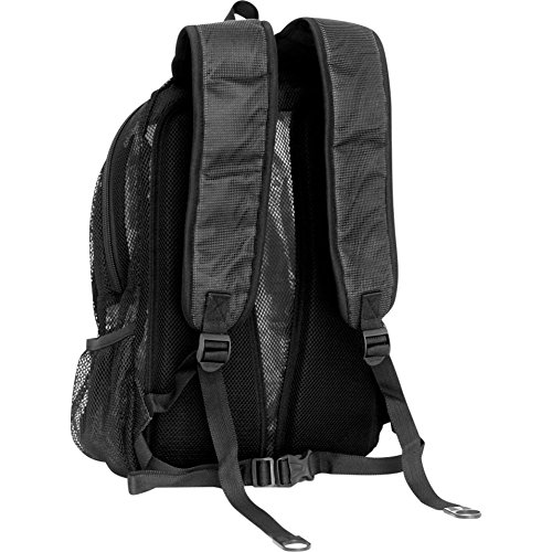J World New York Mesh Backpack - Import It All 303b47dc98ff6