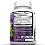 BRI Nutrition Resveratrol - 1200mg Maximum Strength Supplement - 30 Day Supply - 60 Veggie Capsules - 2 Capsules Per Serving Discount