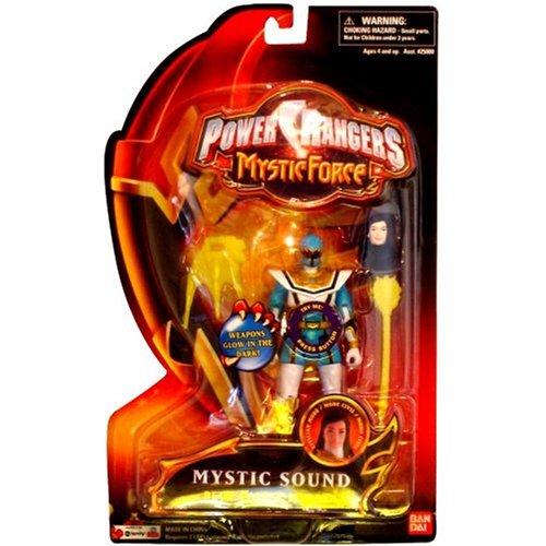 Power Rangers Mystic Force Mystic Sounds Blue Ranger -