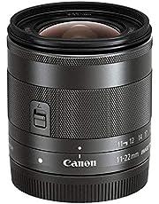 Canon EF-M 11-22mm f/4-5.6 IS STM Camera Lens