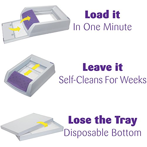 PetSafe-ScoopFree-Cat-Litter-Box-Tray-Refills-with-Sensitive-Non-Clumping-Crystals-Single-Pack