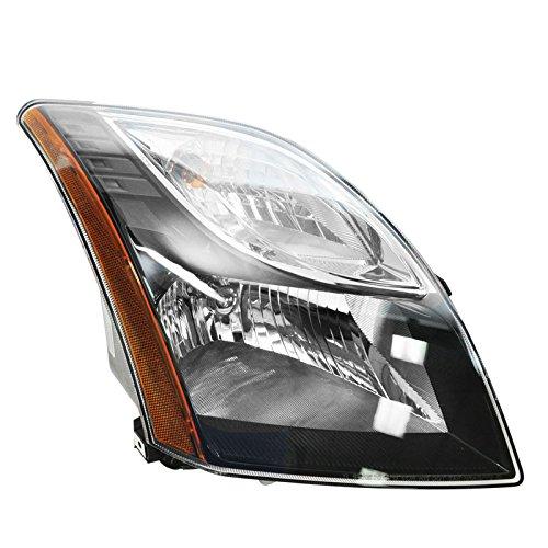 Headlight Headlamp Passenger Side Right RH for Nissan Sentra SR SE-R SPEC V