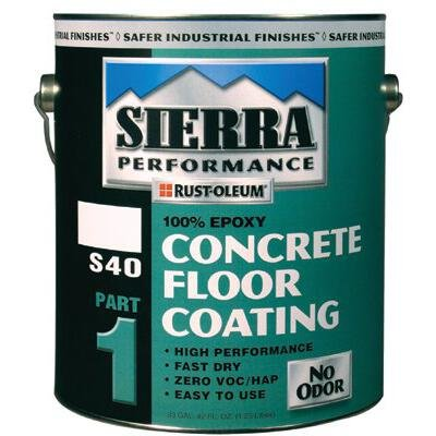 Voc Gloss Safety Red S40Concr Epoxy Floor Coat