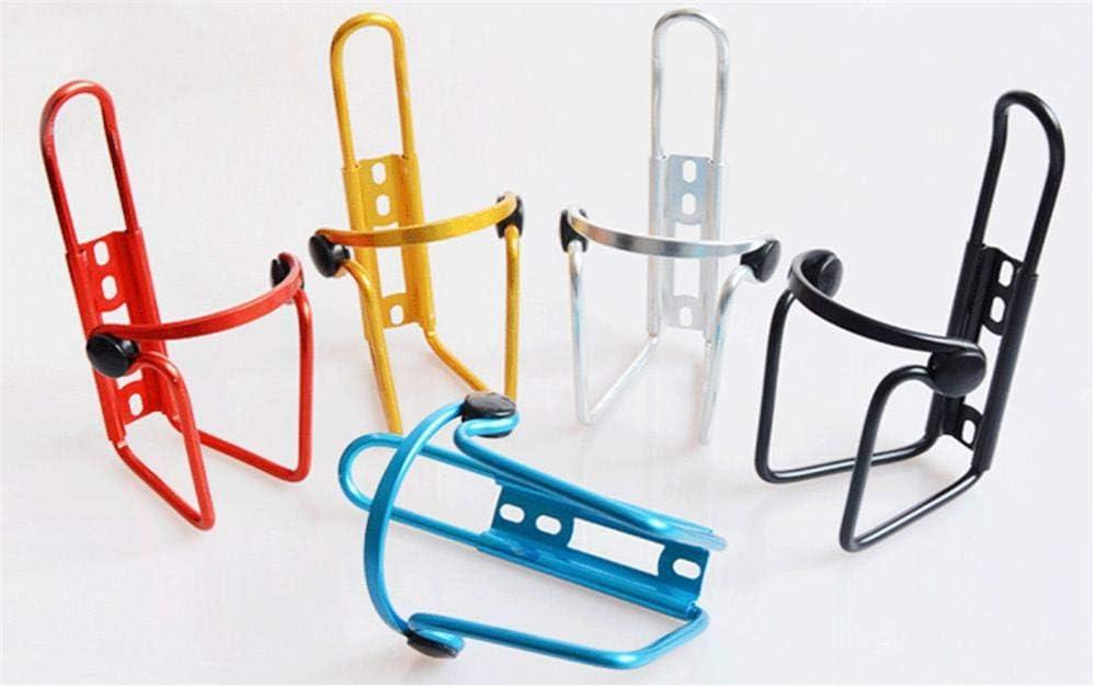 con tornillos aleaci/ón para bicicleta de monta/ña, ciclismo, actividades al aire libre, suministros Portabid/ón para bicicleta DUORUI