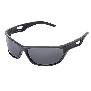 EraseSIZE 100% UV protection Safety Eyewear, Polarized Sports Sunglasses  With Eyeglass Cloth, Case