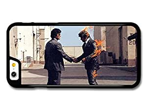 Accessories Pink Floyd Rock Band Album Art Man on Fire For Case Samsung Note 4 Cover