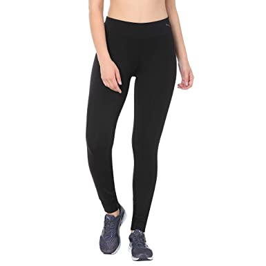 b635cfe2d8cab Puma Women's Sports Tights: Amazon.in: Clothing & Accessories
