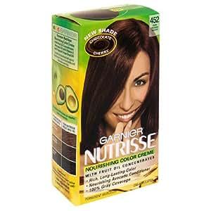 Amazon.com : Garnier Nutrisse Nourishing Color Creme with ...